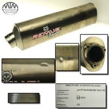 Remus Titanium Endschalldämpfer Typ G1
