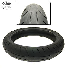 Reifen Michelin 2CT Power Pure front 120/70 ZR17 M/C 58W