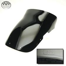 Windschild Motoplastic 103717 Schwarz KBA 38182 Typ VS 2