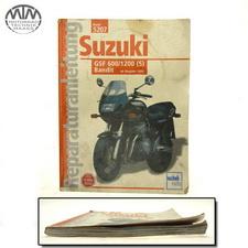 Reparaturanleitung Suzuki GSF 600/1200 (S) Bandit