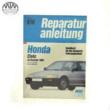Reparaturanleitung Honda Civic Ab Baujahr 1984