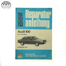 Reparaturanleitung Audi 100 mit 1,8 Liter-Motor