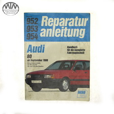 Reparaturanleitung Audi 80 ab September 1986