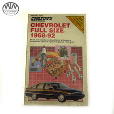 Chiltons Repair Manual Chevrolet Full Size 1968-92
