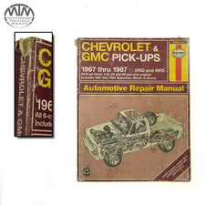 Haynes Chevrolet & GMC Pick-Ups Automotive Repair Manual
