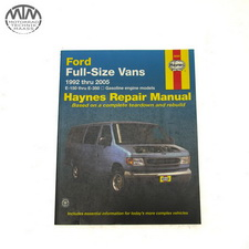 Haynes Ford Full-Size Vans Repair Manual 1992 bis 2005