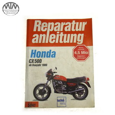 Reparaturanleitung Honda CX500 ab Baujahr 1980