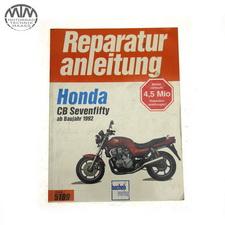 Reparaturanleitung Honda CB Sevenfifty ab Baujahr 1992