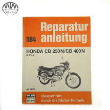 Reparaturanleitung Honda CB 250N/CB 400N