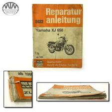 Reparaturanleitung Yamaha XJ 650