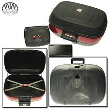 Givi Topcase Maxia Monokey mit Grundplatte