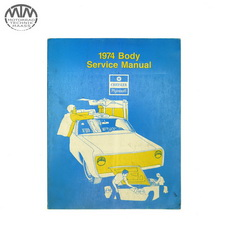Plymouth Chrysler 1974 Body Service Manual