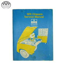 Plymouth Chrysler 1974 Chassis Service Manual
