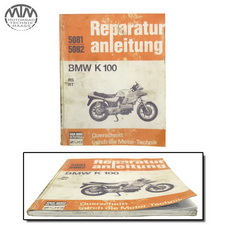 Reparaturanleitung BMW K 100 RS RT