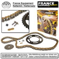 France Equipement Kettenkit (Alu) für Derbi GPR 125 Nude GPR 125 Racing 2004-2008