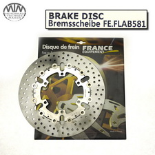 France Equipment Bremsscheibe vorne 305mm BMW K100RS 16V ABS 1990-1997