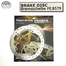 France Equipment Bremsscheibe hinten 276mm BMW R1150RT ABS 2001-2005