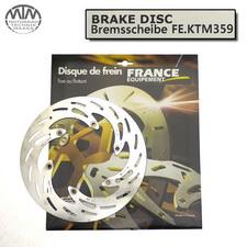 France Equipment Bremsscheibe vorne 260mm KTM 125 LC2 1996-1999