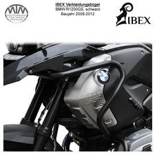 IBEX Verkleidungsbügel BMW R 1200 GS (08-12) Schwarz