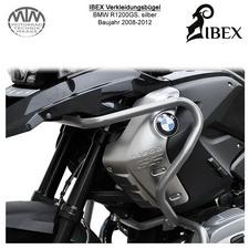 IBEX Verkleidungsbügel BMW R 1200 GS (08-12) Silber