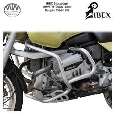 IBEX Sturzbügel BMW R 1100 GS (94-99) Silber