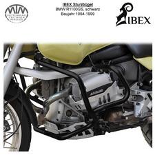 IBEX Sturzbügel BMW R 1100 GS (94-99) Schwarz