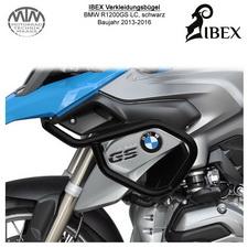 IBEX Verkleidungsbügel BMW R1200 GS LC (13-16) schwarz