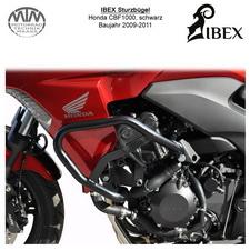 IBEX Sturzbügel Honda CBF1000 ( 09-11) Schwarz