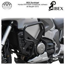IBEX Sturzbügel Honda VFR1200X Crosstourer (12-) Schwarz