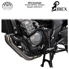 IBEX Sturzbügel Honda CBF600 (08-13) Schwarz