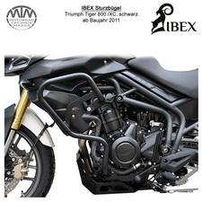 IBEX Sturzbügel Triumph Tiger 800 /XC (11-) Schwarz