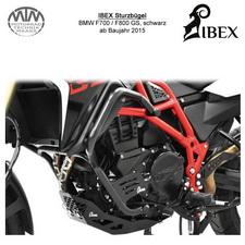IBEX Sturzbügel BMW F700 F800 GS 2015- schwarz