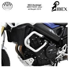 IBEX Sturzbügel BMW F800R 2015- silber
