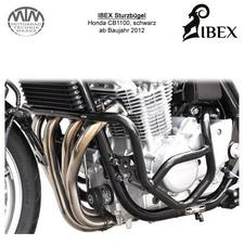 IBEX Sturzbügel Honda CB1100 (12-) schwarz glänzend