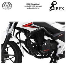 IBEX Sturzbügel Honda CB125F (14-) schwarz