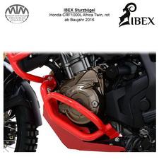 IBEX Sturzbügel Honda CRF1000L Africa Twin 16- rot