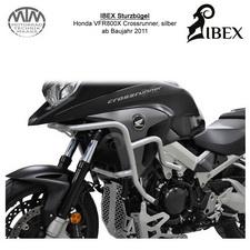 IBEX Sturzbügel Honda VFR800X Crossrunner 11- silber