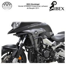 IBEX Sturzbügel Honda VFR800X Crossrunner 11- schwarz