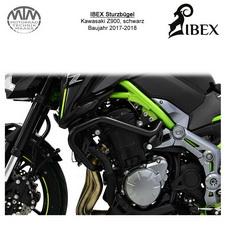 IBEX Sturzbügel Kawasaki Z900 17-18 schwarz