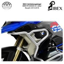 IBEX Verkleidungsbügel BMW R1200GS LC 13-18 silber