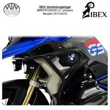 IBEX Verkleidungsbügel BMW R1200GS LC 13-18 schwarz