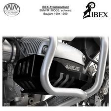 IBEX Zylinderschutz BMW R1100GS 94-99 schwarz