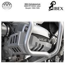 IBEX Zylinderschutz BMW R1100GS 94-99 silber