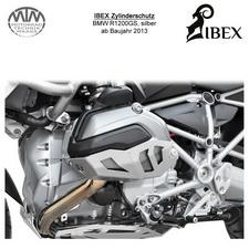 IBEX Zylinderschutz BMW R1200GS 13- silber