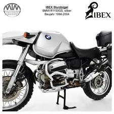 IBEX Sturzbügel BMW R1150GS (94-04) silber