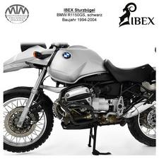 IBEX Sturzbügel BMW R1150GS (94-04) schwarz