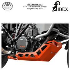 IBEX Motorschutz KTM 1190 Adventure 13-16 orange