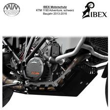 IBEX Motorschutz KTM 1190 Adventure 13-16 schwarz