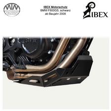 IBEX Motorschutz BMW F800GS 08- schwarz