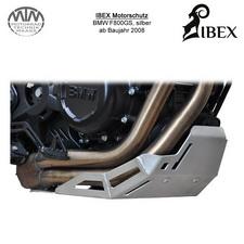 IBEX Motorschutz BMW F800GS 08- silber